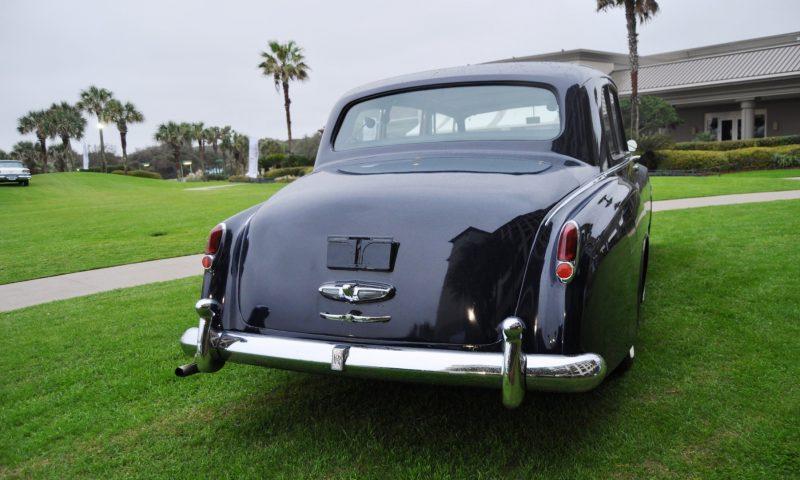 Amelia Time Capsules -- 1960 Rolls-Royce Phantom V Limo by Park Ward -- 60 Delightful Photos 19