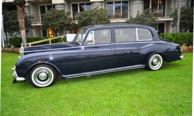 Amelia Time Capsules -- 1960 Rolls-Royce Phantom V Limo by Park Ward -- 60 Delightful Photos 2
