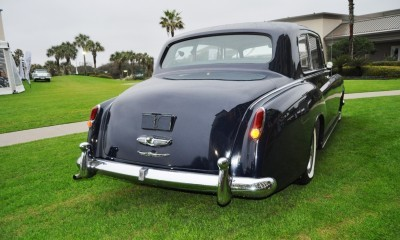 Amelia Time Capsules -- 1960 Rolls-Royce Phantom V Limo by Park Ward -- 60 Delightful Photos 20