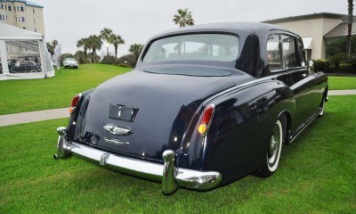 Amelia Time Capsules -- 1960 Rolls-Royce Phantom V Limo by Park Ward -- 60 Delightful Photos 21