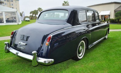 Amelia Time Capsules -- 1960 Rolls-Royce Phantom V Limo by Park Ward -- 60 Delightful Photos 22