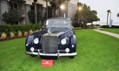 Amelia Time Capsules -- 1960 Rolls-Royce Phantom V Limo by Park Ward -- 60 Delightful Photos 23