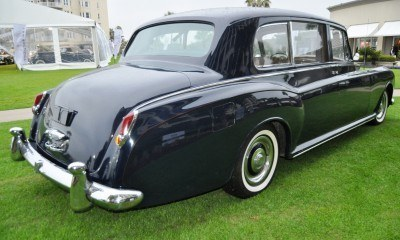 Amelia Time Capsules -- 1960 Rolls-Royce Phantom V Limo by Park Ward -- 60 Delightful Photos 24