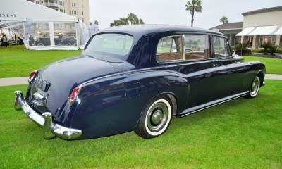 Amelia Time Capsules -- 1960 Rolls-Royce Phantom V Limo by Park Ward -- 60 Delightful Photos 25