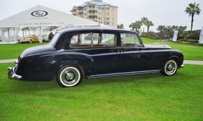 Amelia Time Capsules -- 1960 Rolls-Royce Phantom V Limo by Park Ward -- 60 Delightful Photos 27