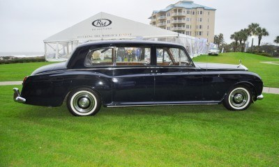 Amelia Time Capsules -- 1960 Rolls-Royce Phantom V Limo by Park Ward -- 60 Delightful Photos 28