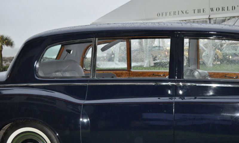 Amelia Time Capsules -- 1960 Rolls-Royce Phantom V Limo by Park Ward -- 60 Delightful Photos 29