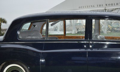 Amelia Time Capsules -- 1960 Rolls-Royce Phantom V Limo by Park Ward -- 60 Delightful Photos 29