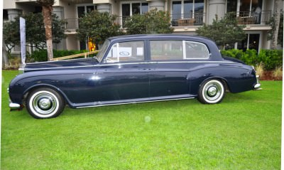 Amelia Time Capsules -- 1960 Rolls-Royce Phantom V Limo by Park Ward -- 60 Delightful Photos 3