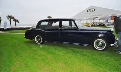 Amelia Time Capsules -- 1960 Rolls-Royce Phantom V Limo by Park Ward -- 60 Delightful Photos 30