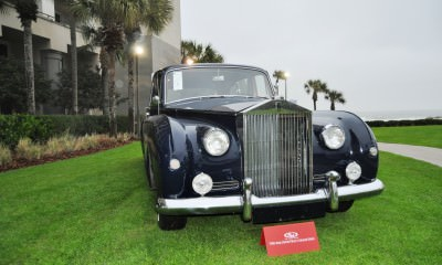 Amelia Time Capsules -- 1960 Rolls-Royce Phantom V Limo by Park Ward -- 60 Delightful Photos 35