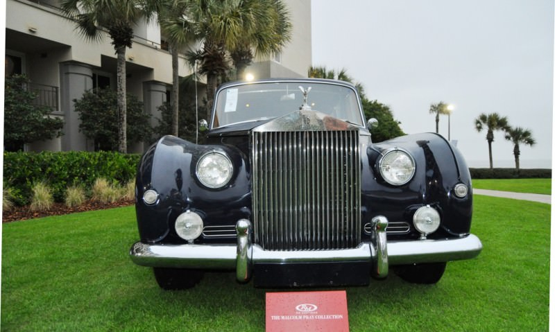 Amelia Time Capsules -- 1960 Rolls-Royce Phantom V Limo by Park Ward -- 60 Delightful Photos 36