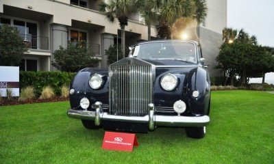 Amelia Time Capsules -- 1960 Rolls-Royce Phantom V Limo by Park Ward -- 60 Delightful Photos 38