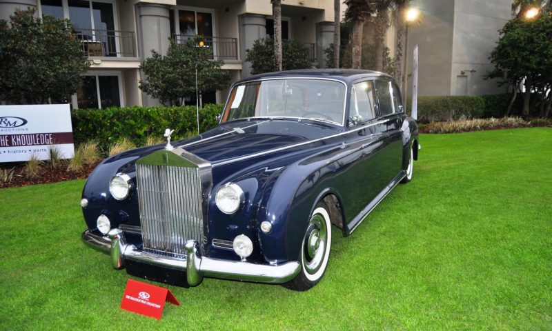 Amelia Time Capsules -- 1960 Rolls-Royce Phantom V Limo by Park Ward -- 60 Delightful Photos 39