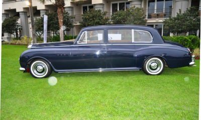 Amelia Time Capsules -- 1960 Rolls-Royce Phantom V Limo by Park Ward -- 60 Delightful Photos 4