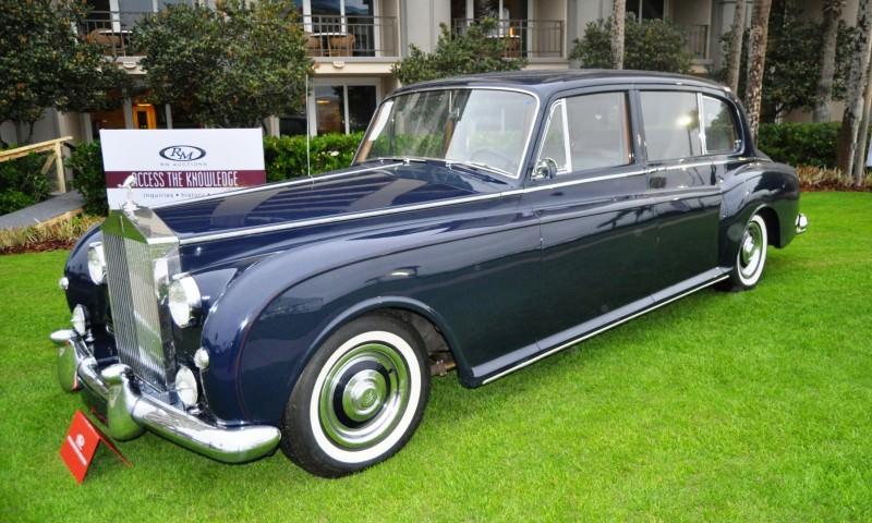 Amelia Time Capsules -- 1960 Rolls-Royce Phantom V Limo by Park Ward -- 60 Delightful Photos 41