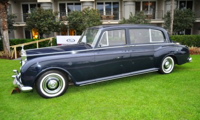Amelia Time Capsules -- 1960 Rolls-Royce Phantom V Limo by Park Ward -- 60 Delightful Photos 43