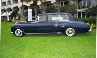 Amelia Time Capsules -- 1960 Rolls-Royce Phantom V Limo by Park Ward -- 60 Delightful Photos 5