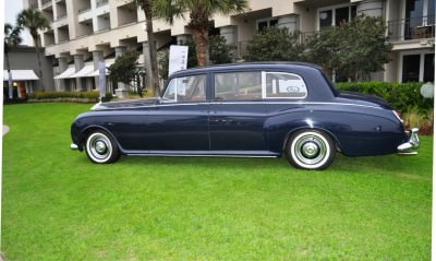 Amelia Time Capsules -- 1960 Rolls-Royce Phantom V Limo by Park Ward -- 60 Delightful Photos 6