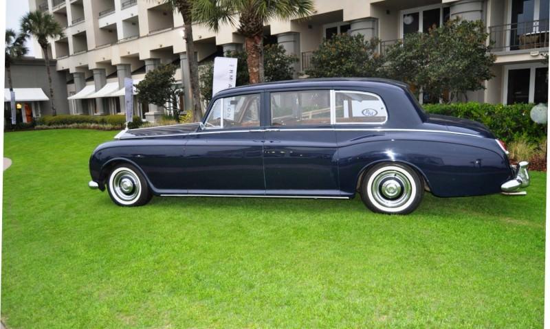 Amelia Time Capsules -- 1960 Rolls-Royce Phantom V Limo by Park Ward -- 60 Delightful Photos 6