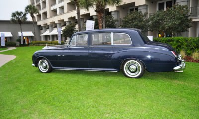 Amelia Time Capsules -- 1960 Rolls-Royce Phantom V Limo by Park Ward -- 60 Delightful Photos 7