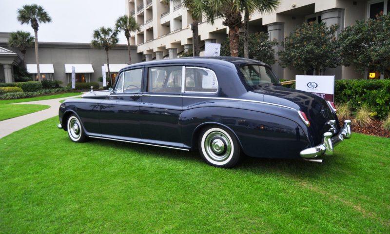 Amelia Time Capsules -- 1960 Rolls-Royce Phantom V Limo by Park Ward -- 60 Delightful Photos 9