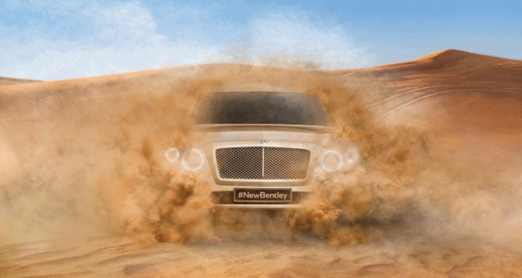 BENTLEY SUV Image March 19