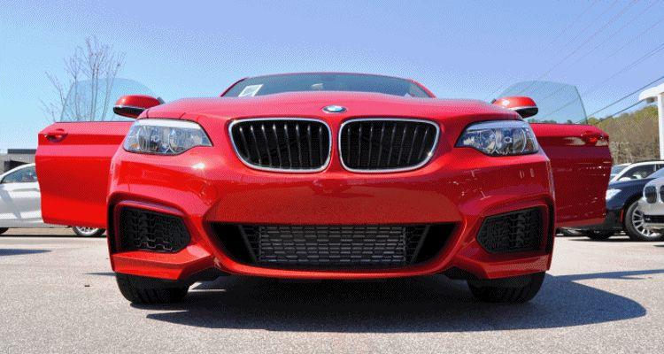 BMW 228i M Sport  GIF