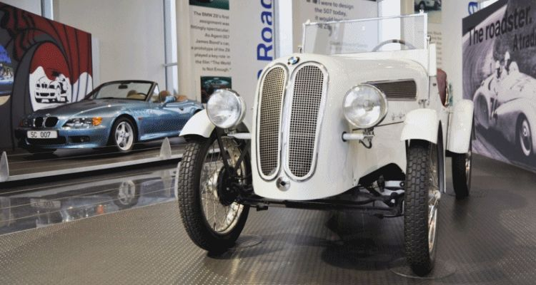 BMW DIXI Roadster GIF header