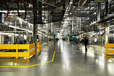 BMW X3 and X4 Factory Tour in 111 High-Res Photos -- Cool, Calm, and Quiet = Opposite of Most Auto Plants 23