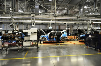 BMW X3 and X4 Factory Tour in 111 High-Res Photos -- Cool, Calm, and Quiet = Opposite of Most Auto Plants 33