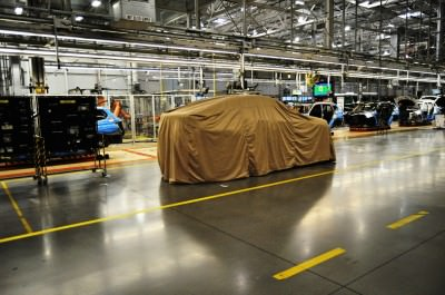 BMW X3 and X4 Factory Tour in 111 High-Res Photos -- Cool, Calm, and Quiet = Opposite of Most Auto Plants 36