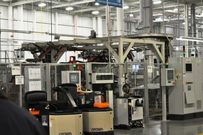BMW X3 and X4 Factory Tour in 111 High-Res Photos -- Cool, Calm, and Quiet = Opposite of Most Auto Plants 38