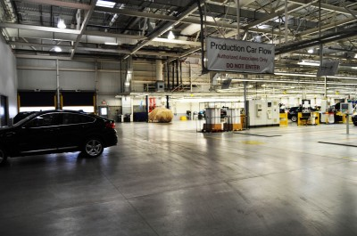 BMW X3 and X4 Factory Tour in 111 High-Res Photos -- Cool, Calm, and Quiet = Opposite of Most Auto Plants 4