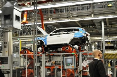 BMW X3 and X4 Factory Tour in 111 High-Res Photos -- Cool, Calm, and Quiet = Opposite of Most Auto Plants 41