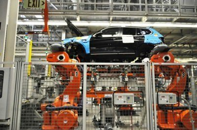 BMW X3 and X4 Factory Tour in 111 High-Res Photos -- Cool, Calm, and Quiet = Opposite of Most Auto Plants 50
