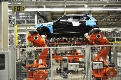 BMW X3 and X4 Factory Tour in 111 High-Res Photos -- Cool, Calm, and Quiet = Opposite of Most Auto Plants 51