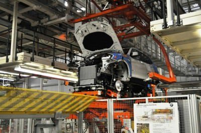 BMW X3 and X4 Factory Tour in 111 High-Res Photos -- Cool, Calm, and Quiet = Opposite of Most Auto Plants 53