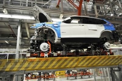 BMW X3 and X4 Factory Tour in 111 High-Res Photos -- Cool, Calm, and Quiet = Opposite of Most Auto Plants 54