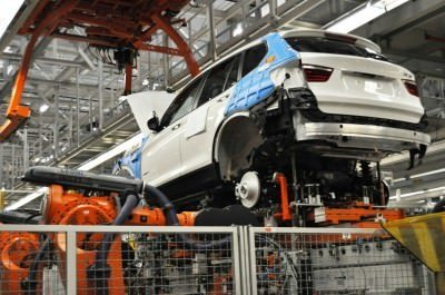 BMW X3 and X4 Factory Tour in 111 High-Res Photos -- Cool, Calm, and Quiet = Opposite of Most Auto Plants 56