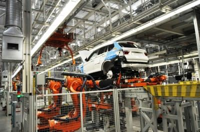 BMW X3 and X4 Factory Tour in 111 High-Res Photos -- Cool, Calm, and Quiet = Opposite of Most Auto Plants 58