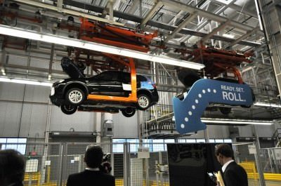 BMW X3 and X4 Factory Tour in 111 High-Res Photos -- Cool, Calm, and Quiet = Opposite of Most Auto Plants 62