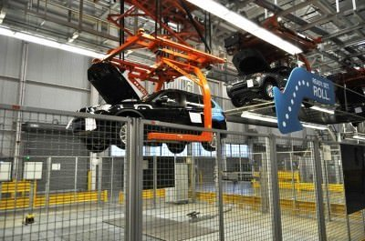 BMW X3 and X4 Factory Tour in 111 High-Res Photos -- Cool, Calm, and Quiet = Opposite of Most Auto Plants 64