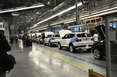 BMW X3 and X4 Factory Tour in 111 High-Res Photos -- Cool, Calm, and Quiet = Opposite of Most Auto Plants 66