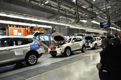 BMW X3 and X4 Factory Tour in 111 High-Res Photos -- Cool, Calm, and Quiet = Opposite of Most Auto Plants 67