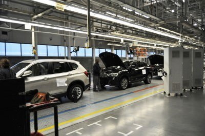 BMW X3 and X4 Factory Tour in 111 High-Res Photos -- Cool, Calm, and Quiet = Opposite of Most Auto Plants 69