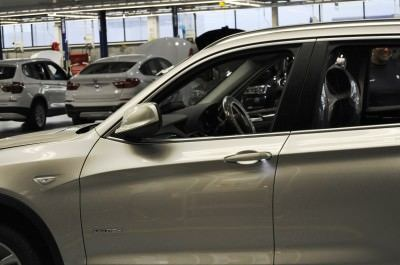 BMW X3 and X4 Factory Tour in 111 High-Res Photos -- Cool, Calm, and Quiet = Opposite of Most Auto Plants 71