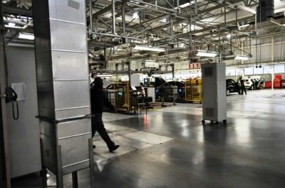 BMW X3 and X4 Factory Tour in 111 High-Res Photos -- Cool, Calm, and Quiet = Opposite of Most Auto Plants 73