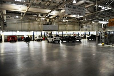 BMW X3 and X4 Factory Tour in 111 High-Res Photos -- Cool, Calm, and Quiet = Opposite of Most Auto Plants 74