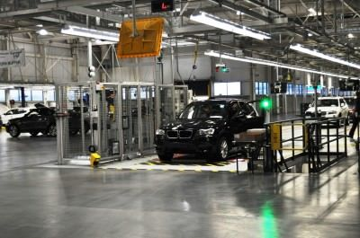 BMW X3 and X4 Factory Tour in 111 High-Res Photos -- Cool, Calm, and Quiet = Opposite of Most Auto Plants 75